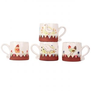 A photo of handmade ceramic Small mugs